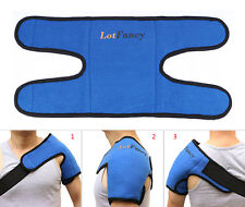 Shoulder Ice Pack Wrap Ideal Hot Cold Therapy Injuries/Sprains Muscle Joint Pain