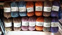 Botanics Chunky Yarn by Wendy End of Line Clearance - 10 x 100g pack