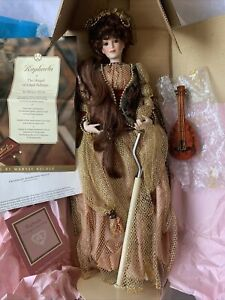 Franklin Mint MARYSE NICOLE Doll RAPHAELA - ANGEL of GLAD TIDINGS Original Box