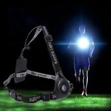 Waterproof LED Running Chest Lamp Warning Light Walking Torch Safety Night Flash