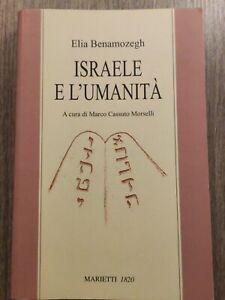 Elia Benamozegh - Israele e l'umanità