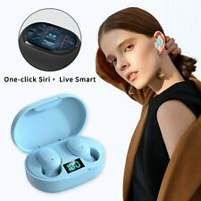 New listing Bluetooth 5.0 Wireless Headset Portable Charging Box With Led Display Earbud