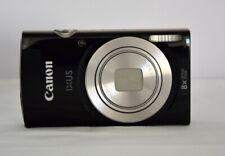 CANON Digitale Kompaktkamera IXUS 185 schwarz