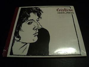 """CD DIGIPACK NEUF """"HORS-PISTE"""" CRISTINE / 12 TITRES"""