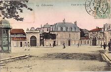 CPA -33- LIBOURNE - Place de la Verrerie.