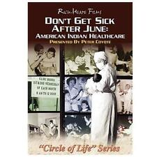 Dont Get Sick After June American Indian Healthcare DVD Peter Coyote
