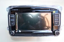 Genuine Delphi VW RCD510 GPS Sat Navigation Head Unit