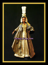 Egyptian Cleopatra Barbie Doll OOAK Redress AA African American Egypt Loose