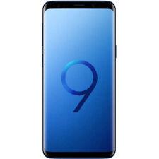 SAMSUNG GALAXY S9 Dual Sim 64Go Bleu Débloqué Reconditionné Bon état