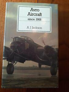 AVRO AIRCRAFT SINCE 1908 - AJ Jackson Putnam Aviation Series