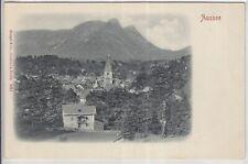 AK Bad Aussee, Relief-AK um 1900