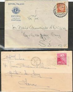 PORTUGAL - Lot of covers