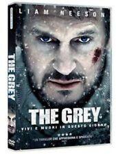 Dvd THE GREY - (2011) - *** Liam Neeson ***   ......NUOVO