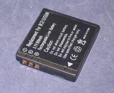 Batterie 900mAh type S008 S008E DMW-BCE10 Pour Panasonic Lumix DMC-FX37