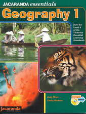 Jacaranda Essentials Geography 1 by Cathy Bedson, Judy Mraz, Maryann E. Mraz...