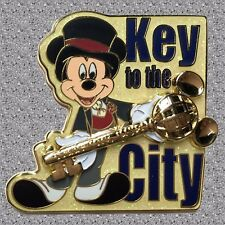 Trade City Event Mickey Pin - Key to the City Passholder - DISNEY Pin LE 500