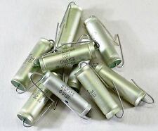 12 x 0.1uF/ 0,1uF 630V K73-16 PETP POLYETHYLENE CAPACITORS NEW NOS OTK