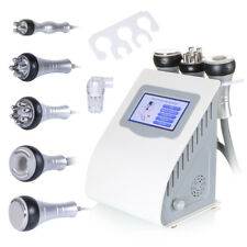 Ultrasonic Cavitation 5in1 Radio Frequency RF Vacuum Celluite Slimming Machine