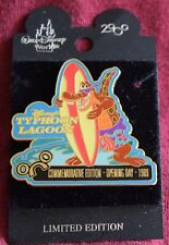 Disney World TYPHOON LAGOON ALLIGATOR JUNE 2000 LE Pin of Month - Retired Pins