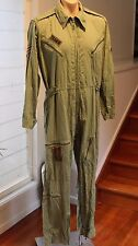 Obsolete, Australian Issue Flight Suit Used #1