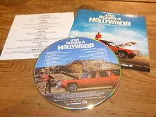 J'IRAI DORMIR A HOLLYWOOD - ELVIS PRESLEY!!!! RARE FRENCH CD PROMO !!!!!!!!!!!!