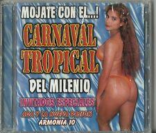 Carnaval Tropical Del Milenio  Mojate Con El   Latin Music CD New