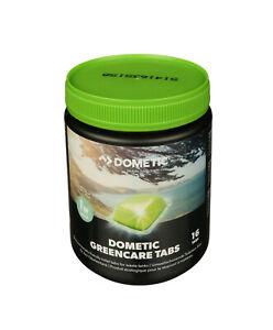 DOMETIC GreenCare Taps fürs Camping-WC Toiletten Sanitär-Reiniger 400g