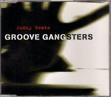 Groove Gangsters -  Funky Beats - CDM - 1997 - Eurodance Eurohouse 4TR
