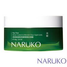 [Naruko] Tea Tree Lucentezza Controllo & Macchie Trasparente Notte Gelly
