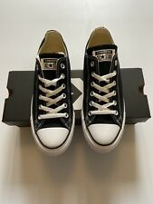 Converse Chuck Taylor All Star Unisex Canvas Shoes Black UK Men 7 / Women 9 BNIB
