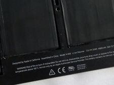"""GENUINE 2011 2012 Apple MacBook Air 11"""" A1370 A1465 Battery A1406 ~ 67%-80% KS1"""