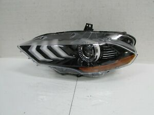 2018 2019 2020 2021 FORD MUSTANG FACTORY OEM LEFT DRIVERS LED HEADLIGHT R2