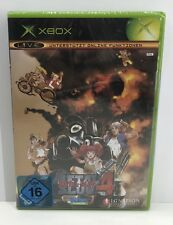XBox - Metal Slug 4 - Microsoft Xbox