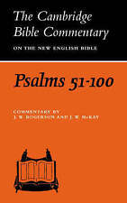NEW Psalms 51-100 (Cambridge Bible Commentaries on the Old Testament)