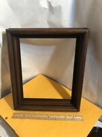 """Vintage Antique Victorian Shadowbox Picture Frame Fits 9"""" by 11"""" Painting"""