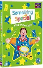 Something Special  Mr Tumble   King of the Castle     DVD  (Brand New)