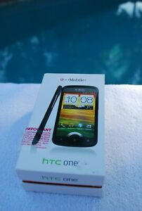 HTC One S - 16GB - Black Kit (T-Mobile) Smartphone, New Open Box