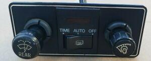 DATSUN 280ZX CONTROL PANEL DASH DIMMER REAR WASHER REAR DEFROST   82 1983 S130Z