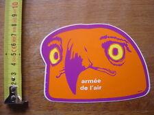 Autocollant Sticker ARMEE DE L'AIR OISEAU AIGLE
