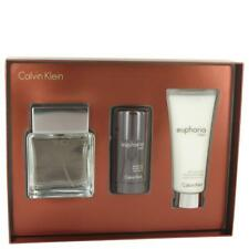 EUPHORIA Calvin Klein EDT 3.4 oz 3 PC GIFT SET