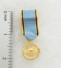 U.S. NASA Miniature medal