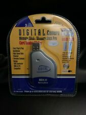 New Digital Concepts Digital Camera Memory Stick Pro Card Reader & Writer