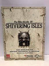 The Elder Scrolls IV: Shivering Isles Official Game Guide Prima 2007