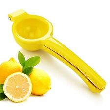 LEMON LIME SQUEEZER JUICER SOLID PLASTIC JUICER MANUAL HAND PRESS FRUIT