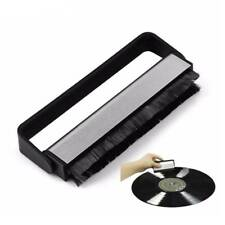 Turntable Player Anti Static Carbon Fiber Vinyl Record Cleaning Brush for CD/LP
