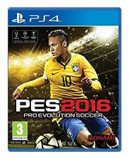 PES Pro Evolution Soccer 2016 - PS4 Game Excellent - 1st Class Delivery