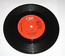 "Bonnie Tyler Hide Your Heart 7"" Single A1 B1 Pressing - EX"