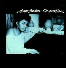 ANITA BAKER - Compositions (CD 1990) USA First Edition EXC
