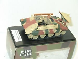 Master Fighter 1/48,Military Char German Bergepanzer 38T, By Gaso Line