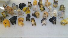 Vintage Dogs 1988 New Ray Novelty Lot Of 29 Different Ones